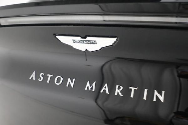 New 2021 Aston Martin DBX for sale $200,686 at Maserati of Westport in Westport CT 06880 24