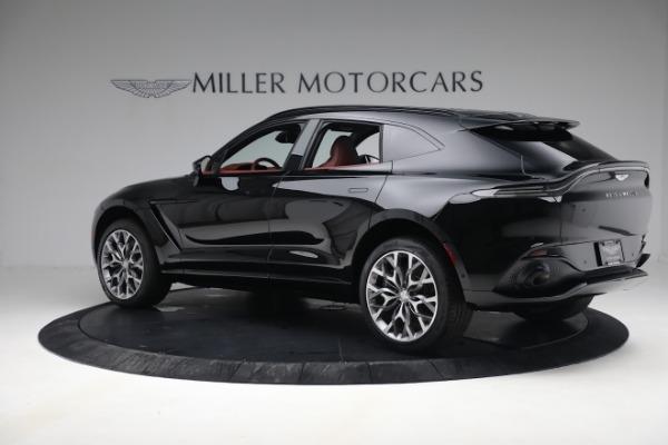 New 2021 Aston Martin DBX for sale $200,686 at Maserati of Westport in Westport CT 06880 3