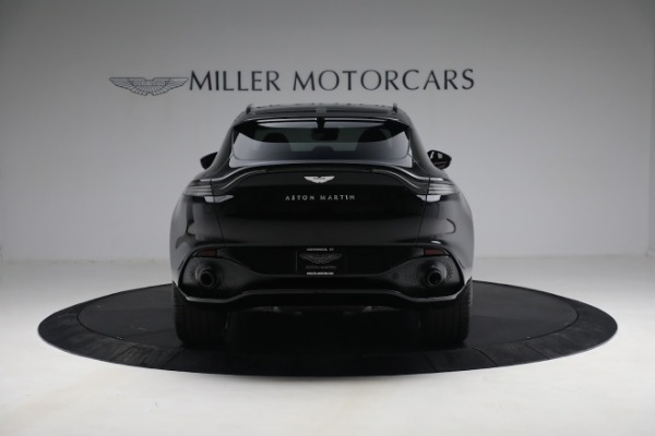 New 2021 Aston Martin DBX for sale $200,686 at Maserati of Westport in Westport CT 06880 5