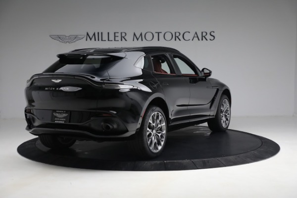 New 2021 Aston Martin DBX for sale $200,686 at Maserati of Westport in Westport CT 06880 6