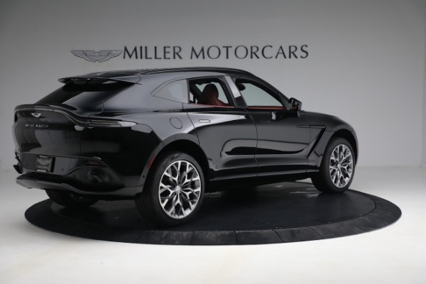 New 2021 Aston Martin DBX for sale $200,686 at Maserati of Westport in Westport CT 06880 7