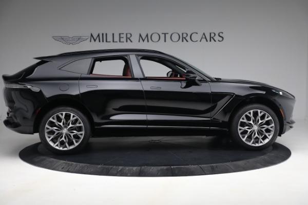 New 2021 Aston Martin DBX for sale $200,686 at Maserati of Westport in Westport CT 06880 8