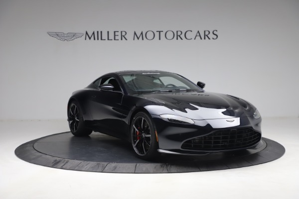 New 2021 Aston Martin Vantage for sale $189,686 at Maserati of Westport in Westport CT 06880 10