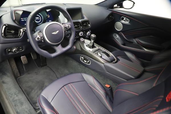 New 2021 Aston Martin Vantage for sale $189,686 at Maserati of Westport in Westport CT 06880 13