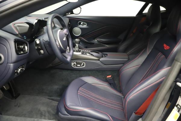 New 2021 Aston Martin Vantage for sale $189,686 at Maserati of Westport in Westport CT 06880 14