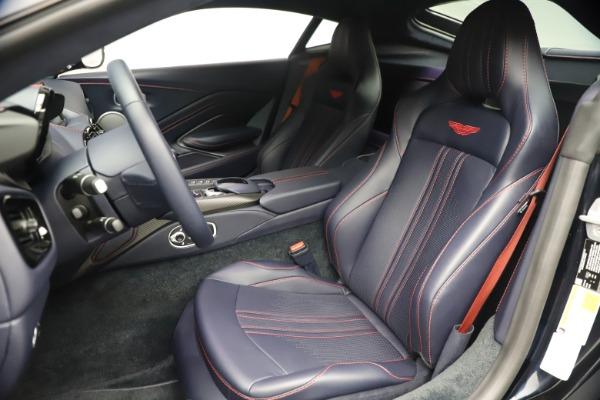 New 2021 Aston Martin Vantage for sale $189,686 at Maserati of Westport in Westport CT 06880 15