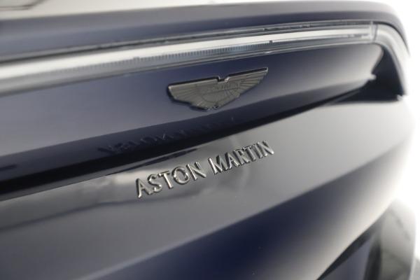 New 2021 Aston Martin Vantage for sale $189,686 at Maserati of Westport in Westport CT 06880 18