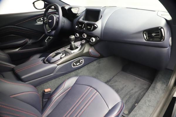 New 2021 Aston Martin Vantage for sale $189,686 at Maserati of Westport in Westport CT 06880 19