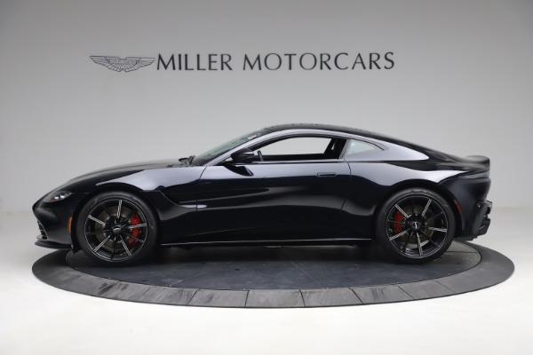 New 2021 Aston Martin Vantage for sale $189,686 at Maserati of Westport in Westport CT 06880 2