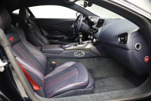 New 2021 Aston Martin Vantage for sale $189,686 at Maserati of Westport in Westport CT 06880 20