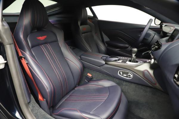 New 2021 Aston Martin Vantage for sale $189,686 at Maserati of Westport in Westport CT 06880 21