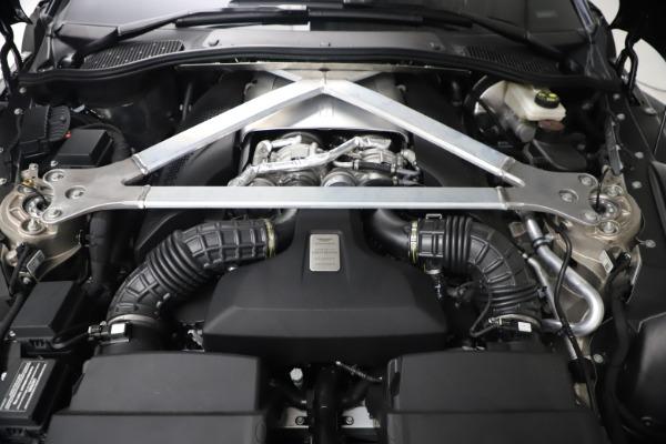 New 2021 Aston Martin Vantage for sale $189,686 at Maserati of Westport in Westport CT 06880 25