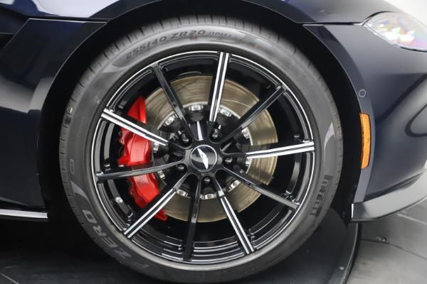 New 2021 Aston Martin Vantage for sale $189,686 at Maserati of Westport in Westport CT 06880 26