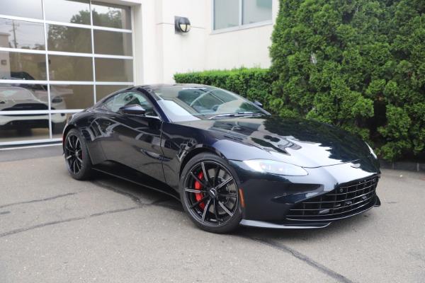 New 2021 Aston Martin Vantage for sale $189,686 at Maserati of Westport in Westport CT 06880 27