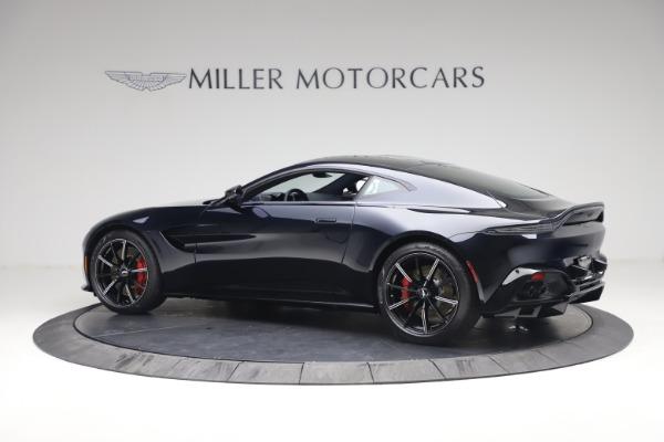 New 2021 Aston Martin Vantage for sale $189,686 at Maserati of Westport in Westport CT 06880 3
