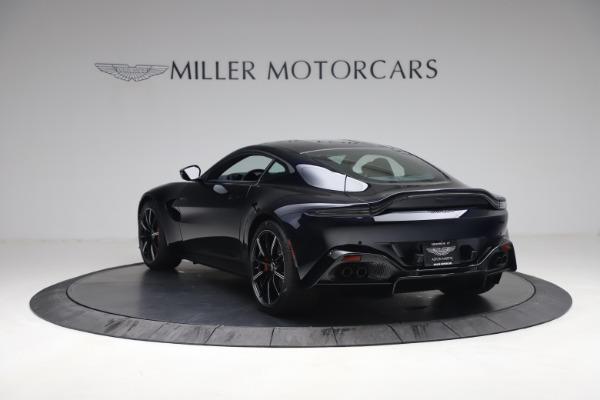 New 2021 Aston Martin Vantage for sale $189,686 at Maserati of Westport in Westport CT 06880 4