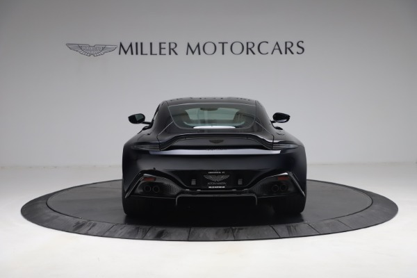 New 2021 Aston Martin Vantage for sale $189,686 at Maserati of Westport in Westport CT 06880 5