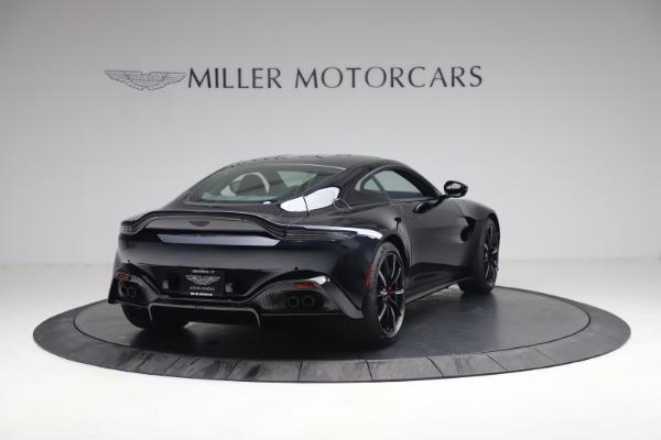 New 2021 Aston Martin Vantage for sale $189,686 at Maserati of Westport in Westport CT 06880 6