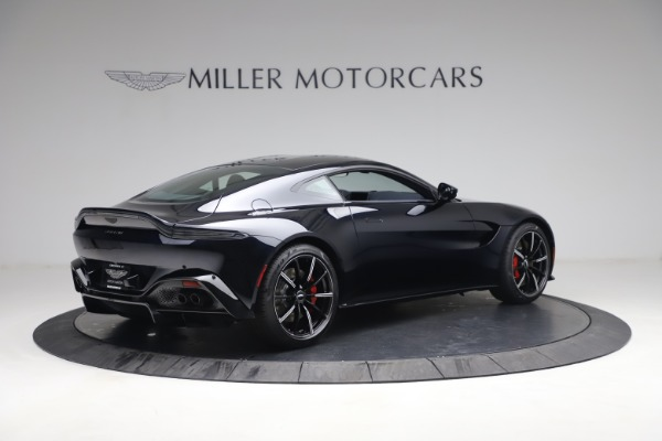 New 2021 Aston Martin Vantage for sale $189,686 at Maserati of Westport in Westport CT 06880 7