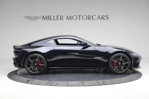 New 2021 Aston Martin Vantage for sale $189,686 at Maserati of Westport in Westport CT 06880 8