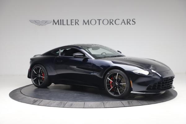 New 2021 Aston Martin Vantage for sale $189,686 at Maserati of Westport in Westport CT 06880 9