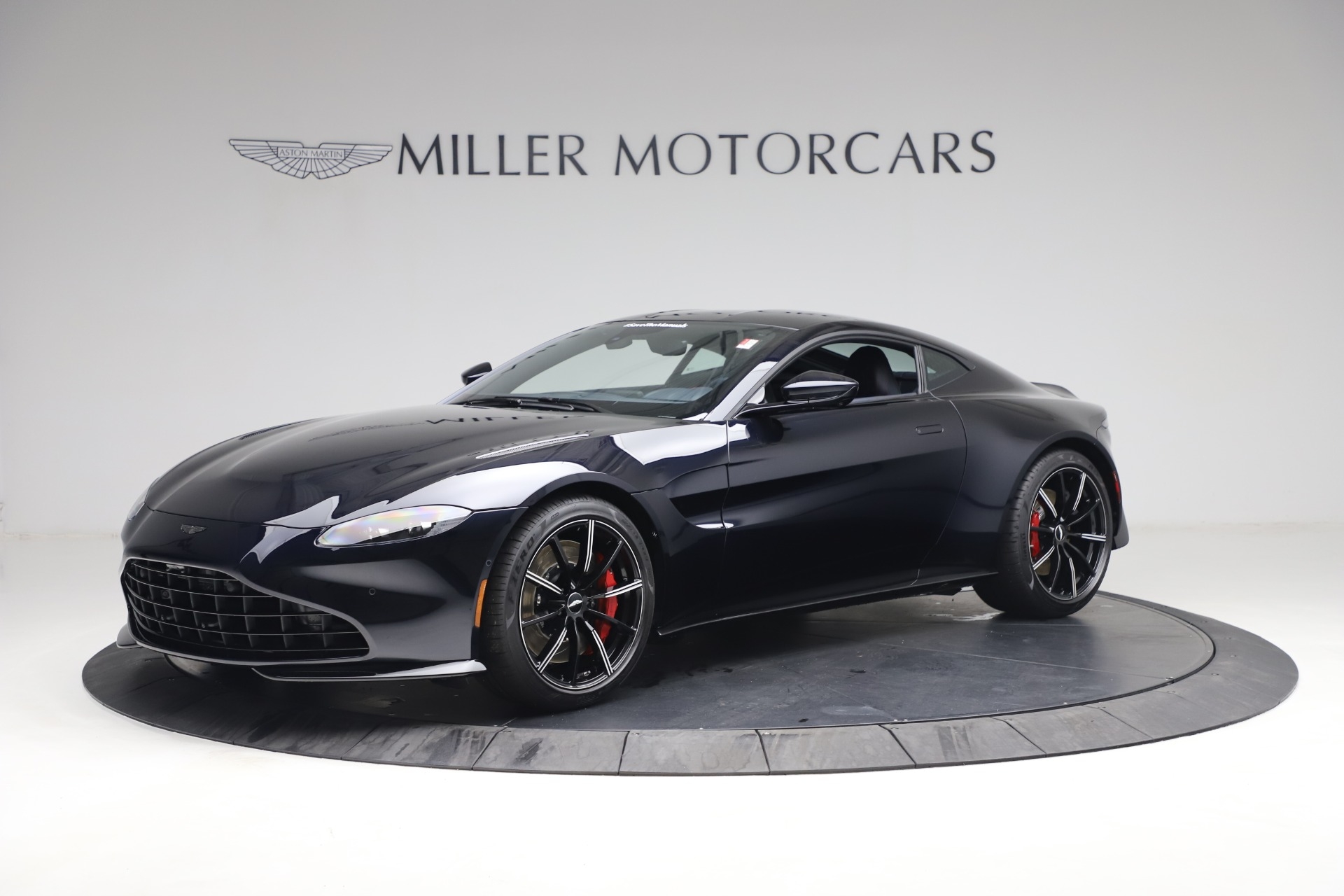 New 2021 Aston Martin Vantage for sale $189,686 at Maserati of Westport in Westport CT 06880 1