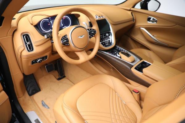 New 2021 Aston Martin DBX for sale $209,586 at Maserati of Westport in Westport CT 06880 13