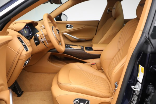 New 2021 Aston Martin DBX for sale $209,586 at Maserati of Westport in Westport CT 06880 14
