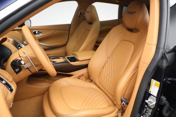 New 2021 Aston Martin DBX for sale $209,586 at Maserati of Westport in Westport CT 06880 15