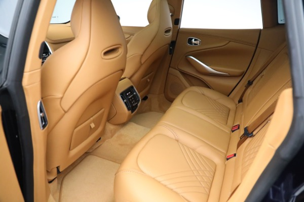 New 2021 Aston Martin DBX for sale $209,586 at Maserati of Westport in Westport CT 06880 17
