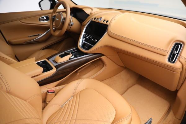New 2021 Aston Martin DBX for sale $209,586 at Maserati of Westport in Westport CT 06880 19