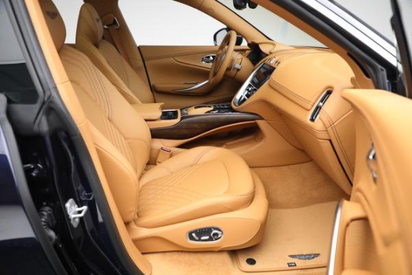 New 2021 Aston Martin DBX for sale $209,586 at Maserati of Westport in Westport CT 06880 20
