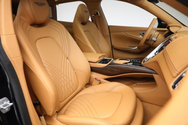New 2021 Aston Martin DBX for sale $209,586 at Maserati of Westport in Westport CT 06880 21