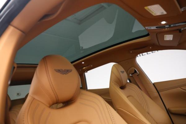 New 2021 Aston Martin DBX for sale $209,586 at Maserati of Westport in Westport CT 06880 22