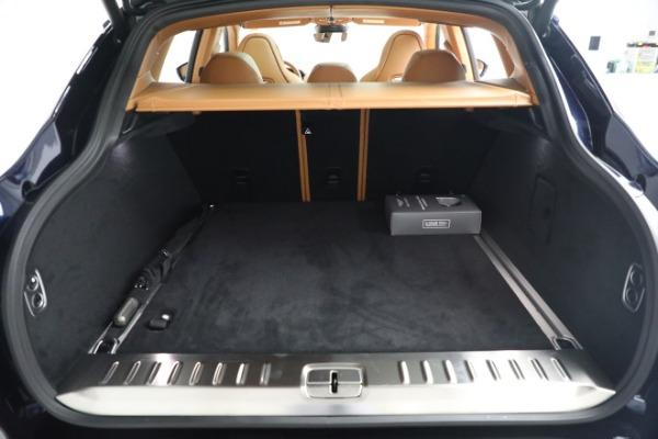 New 2021 Aston Martin DBX for sale $209,586 at Maserati of Westport in Westport CT 06880 23