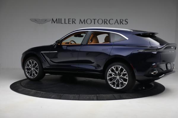 New 2021 Aston Martin DBX for sale $209,586 at Maserati of Westport in Westport CT 06880 3