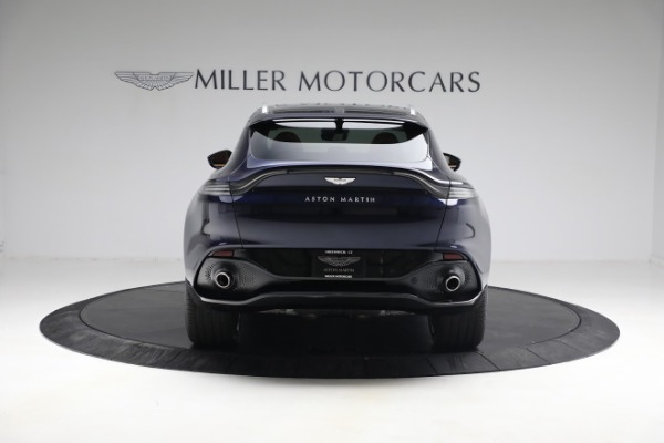 New 2021 Aston Martin DBX for sale $209,586 at Maserati of Westport in Westport CT 06880 5