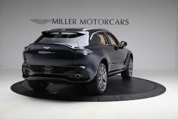 New 2021 Aston Martin DBX for sale $209,586 at Maserati of Westport in Westport CT 06880 6