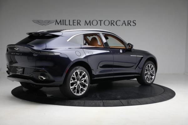New 2021 Aston Martin DBX for sale $209,586 at Maserati of Westport in Westport CT 06880 7
