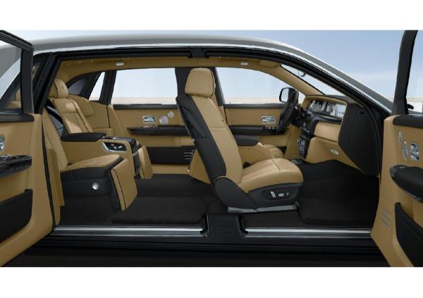New 2022 Rolls-Royce Phantom EWB for sale Call for price at Maserati of Westport in Westport CT 06880 7