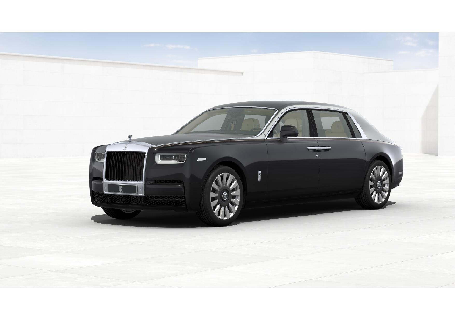 New 2022 Rolls-Royce Phantom EWB for sale Call for price at Maserati of Westport in Westport CT 06880 1