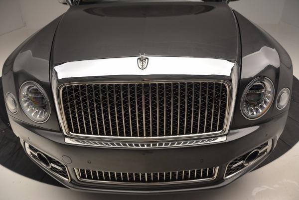 New 2017 Bentley Mulsanne for sale Sold at Maserati of Westport in Westport CT 06880 13