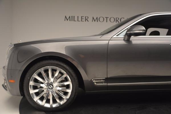 New 2017 Bentley Mulsanne for sale Sold at Maserati of Westport in Westport CT 06880 20
