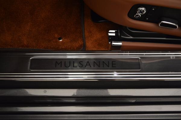 New 2017 Bentley Mulsanne for sale Sold at Maserati of Westport in Westport CT 06880 21