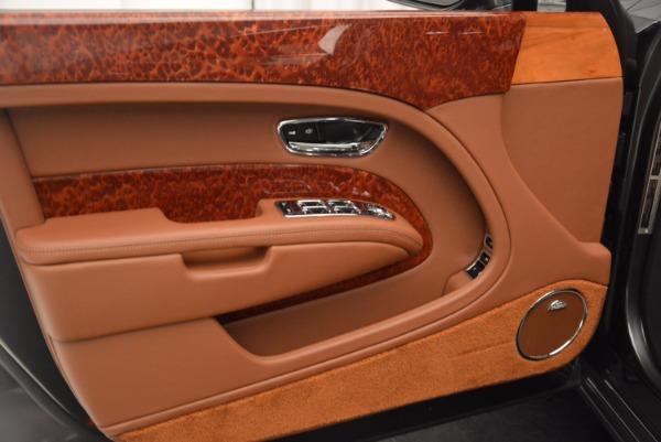 New 2017 Bentley Mulsanne for sale Sold at Maserati of Westport in Westport CT 06880 22