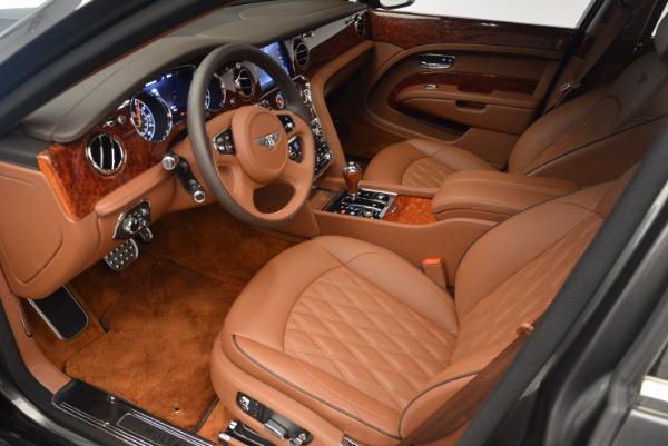 New 2017 Bentley Mulsanne for sale Sold at Maserati of Westport in Westport CT 06880 26