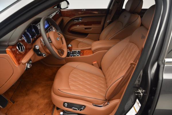 New 2017 Bentley Mulsanne for sale Sold at Maserati of Westport in Westport CT 06880 27