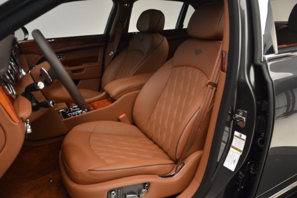 New 2017 Bentley Mulsanne for sale Sold at Maserati of Westport in Westport CT 06880 28