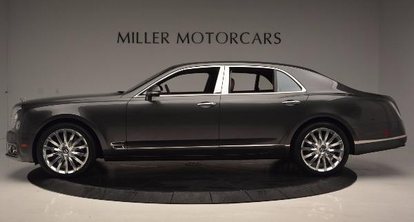 New 2017 Bentley Mulsanne for sale Sold at Maserati of Westport in Westport CT 06880 3