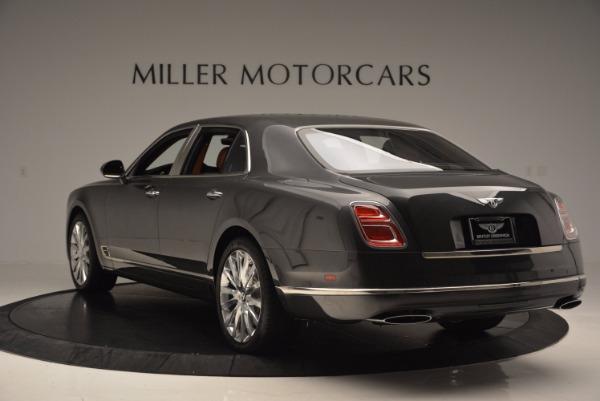 New 2017 Bentley Mulsanne for sale Sold at Maserati of Westport in Westport CT 06880 5